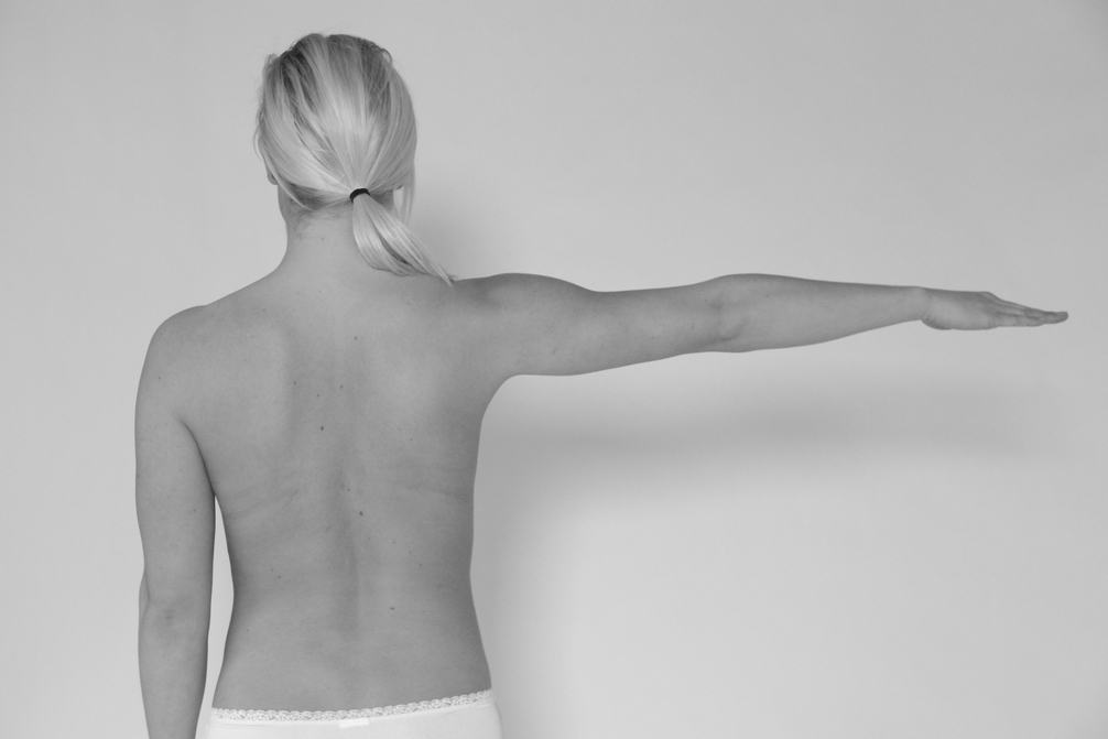 behandling av frozen shoulder hos kiropraktor