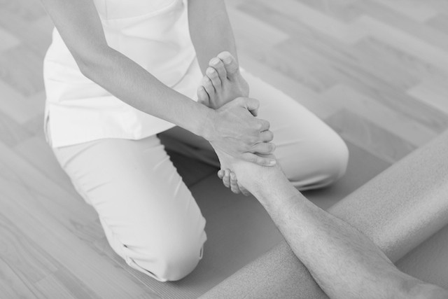 Behandling av smerter i foten