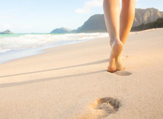 forebygge fotsmerter med bevegelse
