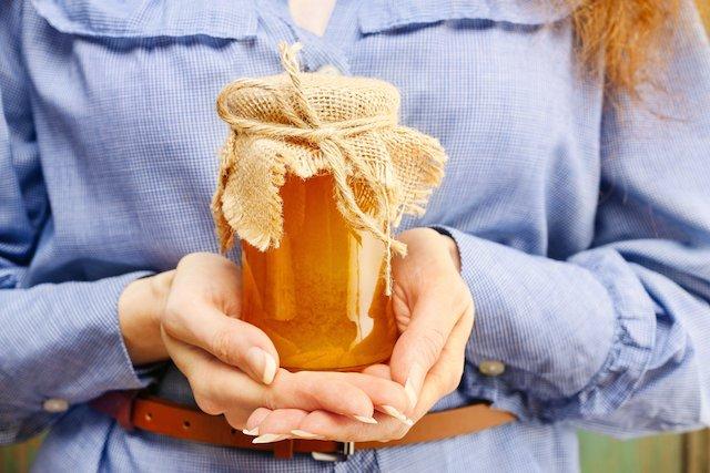 honning betennelsesdempende