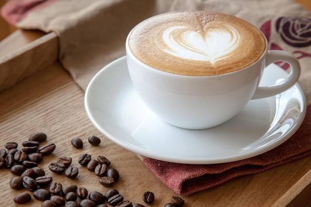 koffein demper smerter