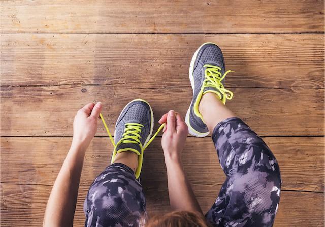 trening er naturlig smertestillende