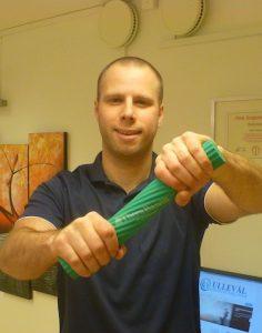 eksentrisk trening flexbar 3