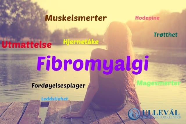 fibromyalgi symptomer