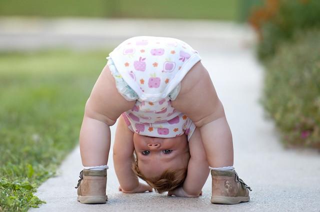 god tarmflora hos babyer