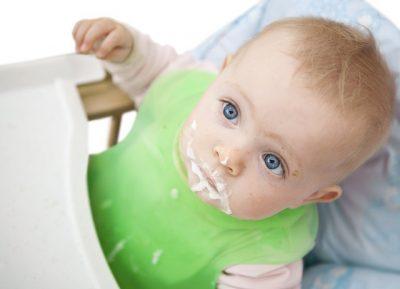 Image: Dette gir en sunn tarmflora hos babyen din