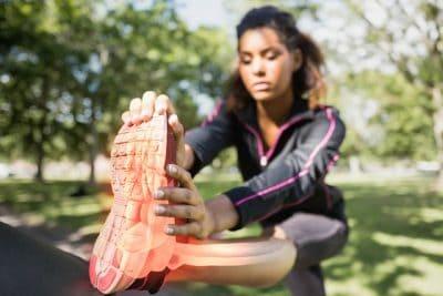 Image: Gjør disse øvelsene for å forebygge knesmerter