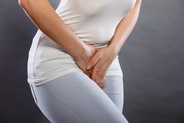 rujenter uten klær ubehag i nedre del av magen