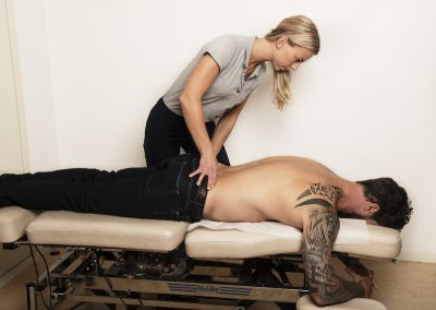 Image: Vil kiropraktorbehandling redusere behovet for sterke smertestillende ved korsryggsmerter?