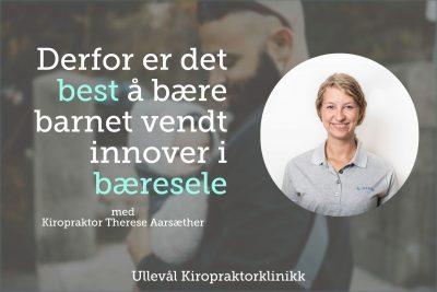 Image: Bær barnet riktig i bæresele - ABC Nyheter